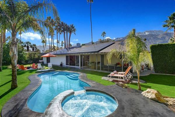 Palm Springs Real Estate Sales