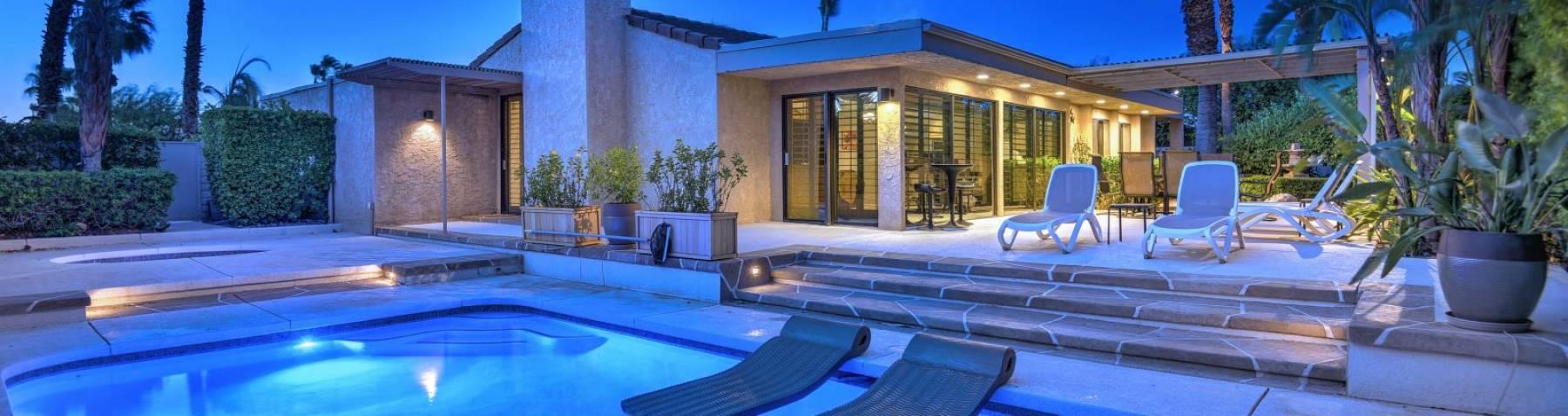 Home Rental in Palm Springs